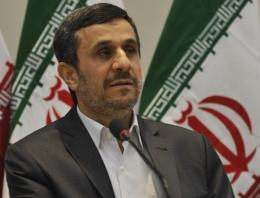 Ahmedinejad: ABD Hz. Mehdi'nin peşinde
