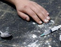 11 yaşında uyuşturucu bağımlıları var!