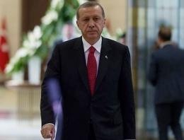 Muhabir Erdoğan'a sarayı sordu fırçayı yedi!