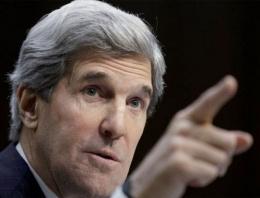 Kerry'den Türkiye'ye IŞİD mesajı!