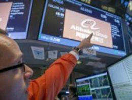 Alibaba halka arz rekoru kırdı