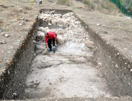 Hattuşa kalıntılarında Roma izleri