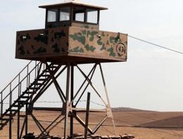 IŞİD Türkiye sınırına dayandı!