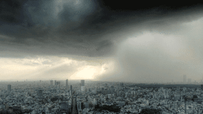 Son dakika İstanbul'a fırtına uyarısı!