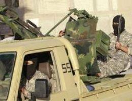 ABD: Kobani çevresinde IŞİD hedefleri vuruldu