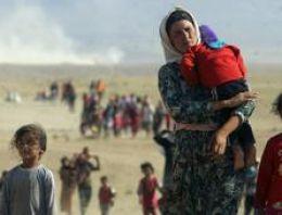 IŞİD bu kez 900 Kürt'ü rehin aldı!