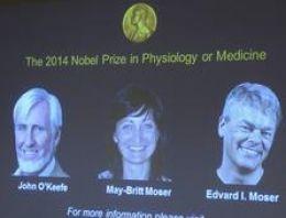 Nobel Ödülü beynin GPS sistemini bulan uzmanlara