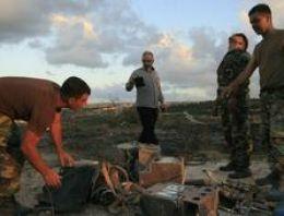 Lübnan sınırında çatışma
