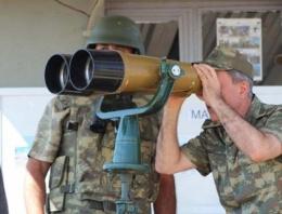 Kara Kuvvetleri Komutanı Akar sınırda!