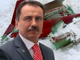 Muhsin Yazıcıoğlu'nun mezarındaki tek MHP'li