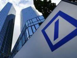 Alman Bankası Deutsche kesenin ağzını açtı