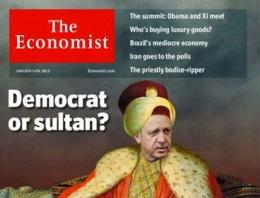 Economist'ten olay 'Türkiye' yazısı