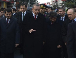 Erdoğan'ı öfkelendiren görüntü!