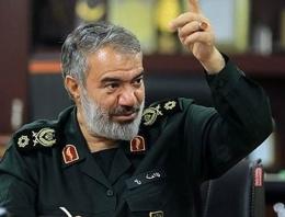 İranlı komutandan ABD'ye gözdağı!