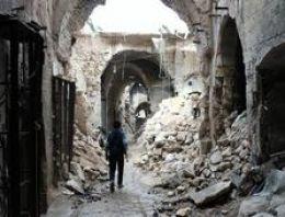 Suriye ordusu Halep'i tamamen kuşatıyor