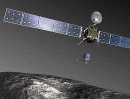 '1 milyar Euro'luk Philae' Uzaydan kötü haber
