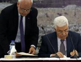 Filistin UCM'ye üyelik başvurusunda bulundu
