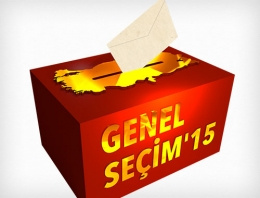 2015 Genel Seçimi anketi GENAR sonuçları
