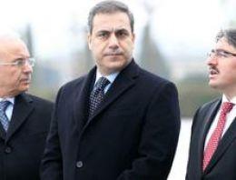 Hakan Fidan'ın istifasına siyasilerin yorumları