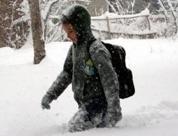 Konya'da okullar tatil mi yeni hava durumu