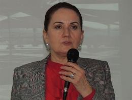 Akşener kaset iddiasının faturasını Erdoğan'a kesti!
