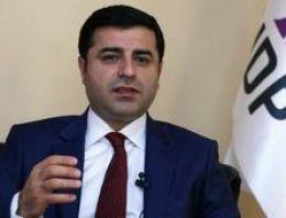 Demirtaş'tan flaş Diyarbakır uyarısı