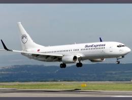 SunExpress yurtdışı uçuşlarına 7 durak daha ekledi