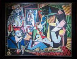 Picasso'nun 'Cezayirli Kadınlar'ı rekor fiyata satıldı: 179 milyon dolar