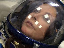 Sarah Brighton uzayda arya söylemeyecek
