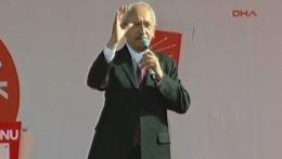Kılıçdaroğlu: Davutoğlu Erdoğan için ben ise...