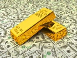 Dolar kuru hafif yükselişte altın fiyatları bugün dip yaptı