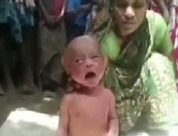 2 günlük bebeği büyücünün eline verip...