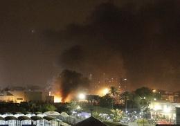 Irak'ta iki otele bombalı saldırı