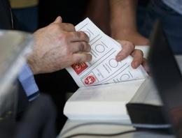 AK Parti seçim sonuçları son oy oranları