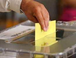 Dikkat! Bu yapmayanlar oy kullanamayacak