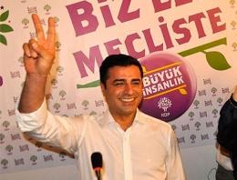MHP'den Demirtaş'a 'sap' göndermesi