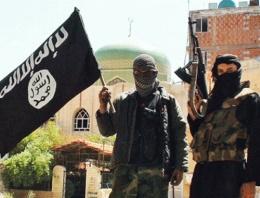 IŞİD'de bir ilk! 35 militan birden...