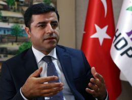 Demirtaş: PKK derhal elini tetikten çekmeli