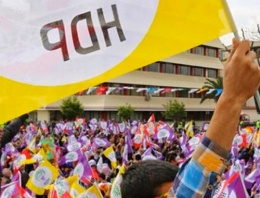 HDP binasından oy pusulaları çıktı