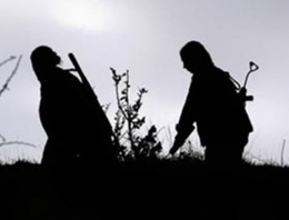PKK'ya katılanların kimlikleri şoke etti