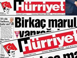 Sabah azmetti Hürriyet yazarı sansürlendi!