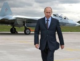 Rusya Hazar'dan Suriye'ye füze fırlattı!