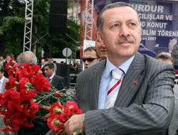 Erdoğandan lokomotif sözü