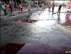 Iraktan intihar saldırısı