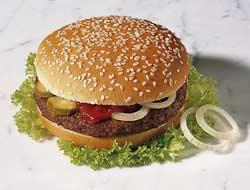 En pahalı hamburger!