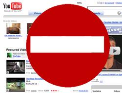Youtube için Türkiyeyi şikayet etti
