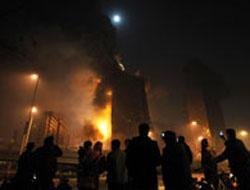 Depodaki yangında 16 kişi öldü