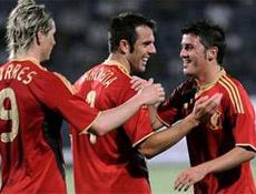 İspanyayı tutabilene aşk olsun