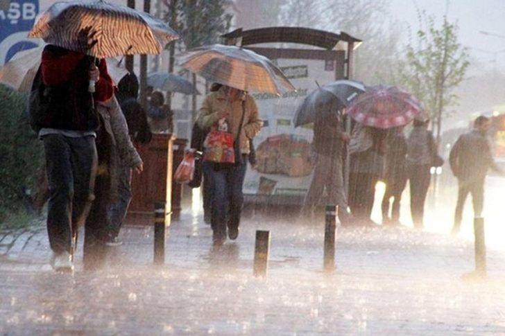 Meteoroloji'den sağanak ve fırtına uyarısı! İstanbul, Kocaeli, Bursa... - Sayfa 1