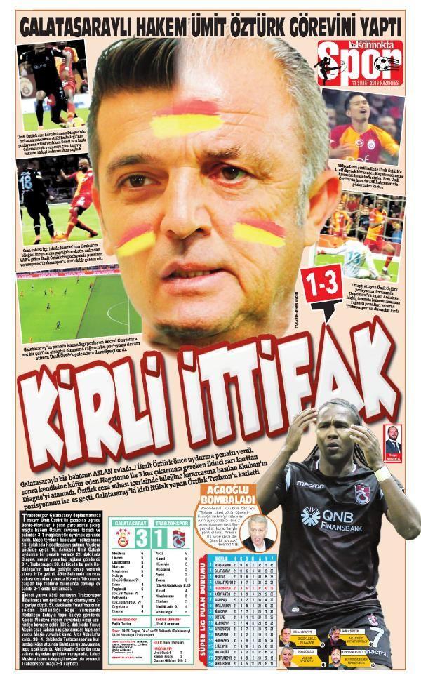 Trabzon medyası ateş püskürdü: Evine götürdüğün ekmek haram olsun - Sayfa 3